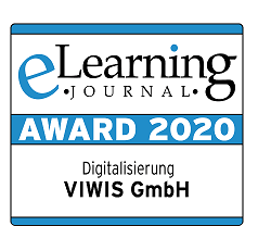 2020 eLearing Journal Award